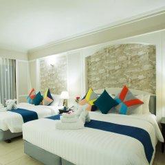 Отель Centre Point Pratunam Таиланд, Бангкок - 5 отзывов об отеле, цены и фото номеров - забронировать отель Centre Point Pratunam онлайн комната для гостей фото 5
