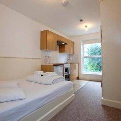 Отель Welby Studios Великобритания, Лондон - 1 отзыв об отеле, цены и фото номеров - забронировать отель Welby Studios онлайн комната для гостей фото 3