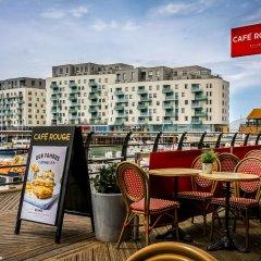 Отель Rethink Living - Luxury Brighton Marina питание