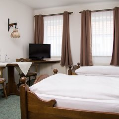 Hotel Wolmirstedter Hof комната для гостей фото 4