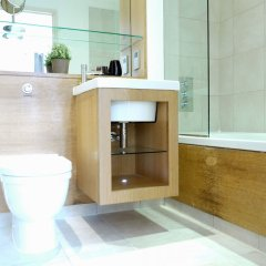 Отель London Centre Apartments Великобритания, Лондон - отзывы, цены и фото номеров - забронировать отель London Centre Apartments онлайн ванная