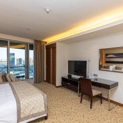Отель Westminster Dubai Mall Дубай комната для гостей фото 2