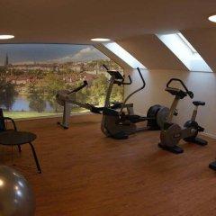 Best Western Hotel Bristol фитнесс-зал фото 3