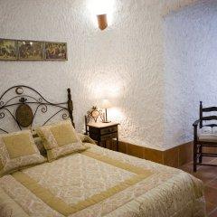 Отель Cuevalia. Alojamiento Rural En Cueva Сьерра-Невада комната для гостей