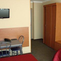 Гостиница Подмосковье- Подольск комната для гостей фото 3
