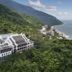 Отель InterContinental Danang Sun Peninsula Resort пляж фото 2
