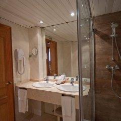 Отель Hoyuela Испания, Сантандер - отзывы, цены и фото номеров - забронировать отель Hoyuela онлайн ванная