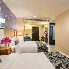 Отель Saras Бангкок комната для гостей