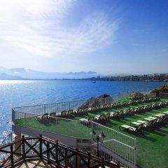 Ramada Plaza Antalya Турция, Анталья - - забронировать отель Ramada Plaza Antalya, цены и фото номеров пляж