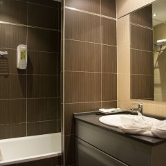 Отель Aparthotel Zenit Hall 88 ванная