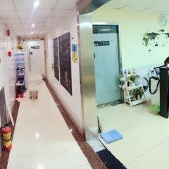 Coooker Youth Hostel (Shenzhen Luohu Port) Шэньчжэнь фитнесс-зал