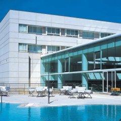 Hesperia Isla De La Toja Hotel Эль-Грове бассейн фото 3