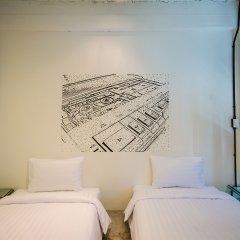 Отель Quip Bed & Breakfast Таиланд, Пхукет - отзывы, цены и фото номеров - забронировать отель Quip Bed & Breakfast онлайн комната для гостей фото 5