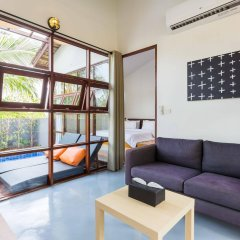 Отель Baan Talay Pool Villa комната для гостей фото 5