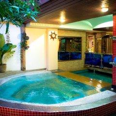 Отель Wandee House Jomtien бассейн