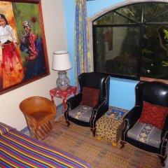 Отель Casa de las Flores Мексика, Тлакуепакуе - отзывы, цены и фото номеров - забронировать отель Casa de las Flores онлайн интерьер отеля