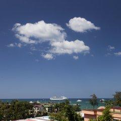 Отель Paripas Patong Resort пляж