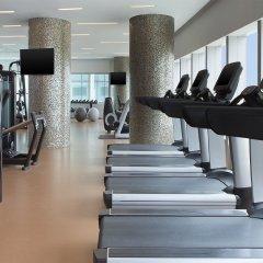Отель Le Meridien Saigon фитнесс-зал