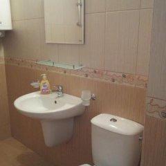 Отель Suite Kremena Болгария, Свети Влас - отзывы, цены и фото номеров - забронировать отель Suite Kremena онлайн ванная фото 2