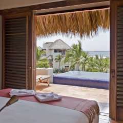 Отель Las Palmas Beachfront Villas Мексика, Коакоюл - отзывы, цены и фото номеров - забронировать отель Las Palmas Beachfront Villas онлайн спа фото 2