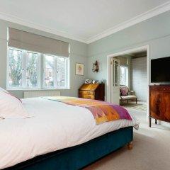 Отель Crouch End Family Home Великобритания, Лондон - отзывы, цены и фото номеров - забронировать отель Crouch End Family Home онлайн комната для гостей фото 2