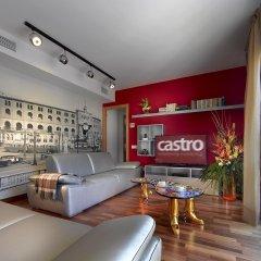 Отель Castro Exclusive Residences Sant Pau Испания, Барселона - 1 отзыв об отеле, цены и фото номеров - забронировать отель Castro Exclusive Residences Sant Pau онлайн интерьер отеля фото 3