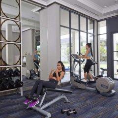Отель True Siam Phayathai Hotel Таиланд, Бангкок - 1 отзыв об отеле, цены и фото номеров - забронировать отель True Siam Phayathai Hotel онлайн фитнесс-зал фото 2