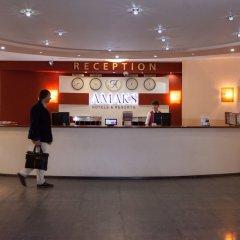 Гостиница Амакс Турист интерьер отеля фото 3