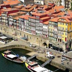 Отель Pestana Porto - A Brasileira City Center And Heritage Building Порту приотельная территория