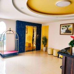 Hoang Trieu Da Lat Hotel Далат интерьер отеля