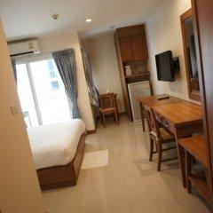 Отель D Apartment 2 Таиланд, Паттайя - отзывы, цены и фото номеров - забронировать отель D Apartment 2 онлайн комната для гостей фото 3