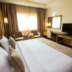 Fortune Plaza Hotel комната для гостей