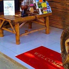Отель Kantiang Oasis Resort And Spa Ланта приотельная территория