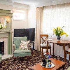Отель Humboldt House Bed & Breakfast Канада, Виктория - отзывы, цены и фото номеров - забронировать отель Humboldt House Bed & Breakfast онлайн комната для гостей фото 4