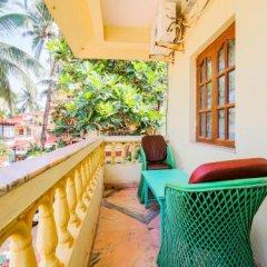 Отель OYO 15807 Sifrazhed Индия, Северный Гоа - отзывы, цены и фото номеров - забронировать отель OYO 15807 Sifrazhed онлайн балкон