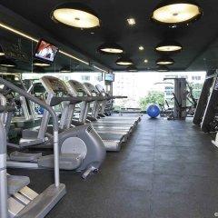 Отель Grand Mercure Singapore Roxy фитнесс-зал фото 2