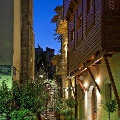 Отель Ionas Boutique Hotel Греция, Ханья - отзывы, цены и фото номеров - забронировать отель Ionas Boutique Hotel онлайн фото 17