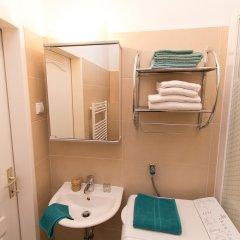 Отель CheckVienna - Apartment Steingasse Австрия, Вена - отзывы, цены и фото номеров - забронировать отель CheckVienna - Apartment Steingasse онлайн ванная фото 2