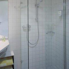 Отель Akademiehotel Dresden Германия, Дрезден - отзывы, цены и фото номеров - забронировать отель Akademiehotel Dresden онлайн ванная фото 2