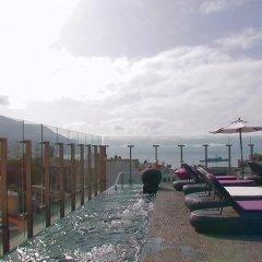 Отель The Vine Hotel Португалия, Фуншал - отзывы, цены и фото номеров - забронировать отель The Vine Hotel онлайн пляж фото 2