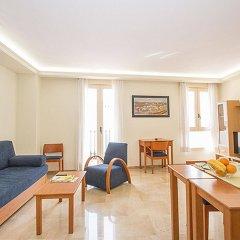 Отель Viveros Испания, Валенсия - отзывы, цены и фото номеров - забронировать отель Viveros онлайн комната для гостей фото 3