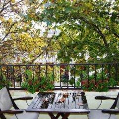 Отель Vila Belvedere Албания, Тирана - отзывы, цены и фото номеров - забронировать отель Vila Belvedere онлайн балкон