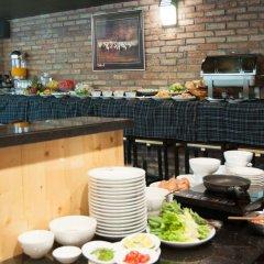 Pavillon Garden Hotel & Spa питание