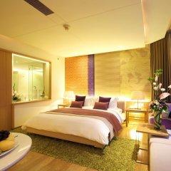 Pathumwan Princess Hotel 5* Стандартный номер с различными типами кроватей фото 7