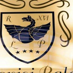 Отель Ludovisi Palace Hotel Италия, Рим - 8 отзывов об отеле, цены и фото номеров - забронировать отель Ludovisi Palace Hotel онлайн интерьер отеля
