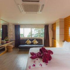 Anda Beachside Hotel комната для гостей фото 5