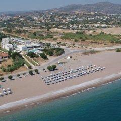 Отель Afandou Bay Resort Suites пляж фото 2