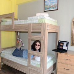 Second Home Hostel Стамбул удобства в номере фото 2