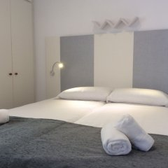 Отель Apartamento Alderdi eder Испания, Сан-Себастьян - отзывы, цены и фото номеров - забронировать отель Apartamento Alderdi eder онлайн комната для гостей фото 3