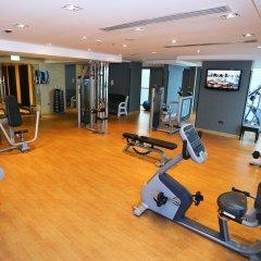 Отель Al Hamra Hotel ОАЭ, Шарджа - отзывы, цены и фото номеров - забронировать отель Al Hamra Hotel онлайн фитнесс-зал фото 2